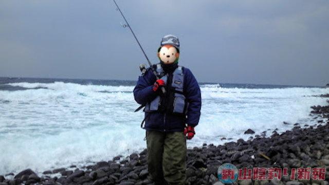生月島釣行~朝から磯へ