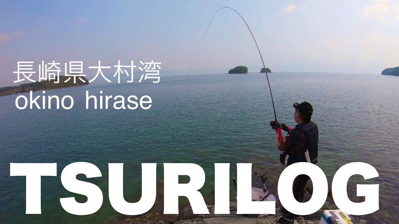【大村湾】チヌ釣りに行ってきました!天草大道港ではアジ20センチ