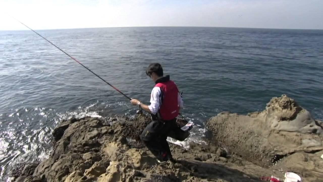 釣り人だけが出会える絶景!宇和海の磯釣り