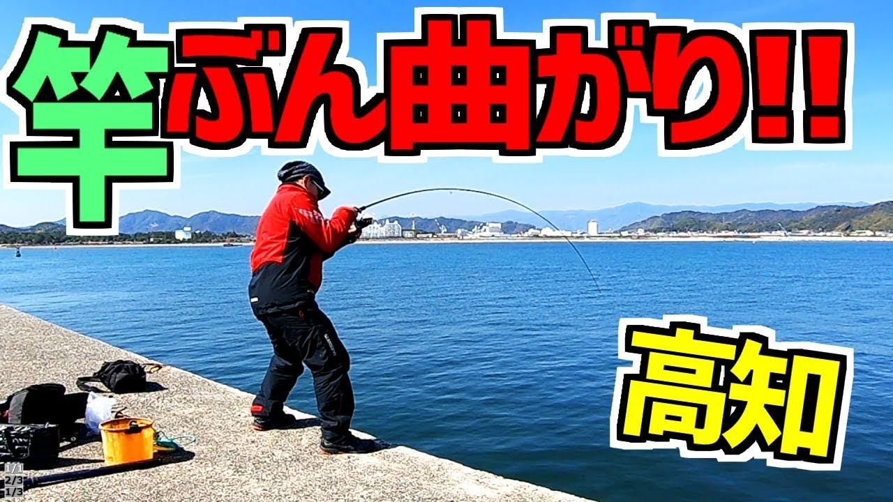 【ライトショアジギング】高知堤防であの手この手で大物狙い!