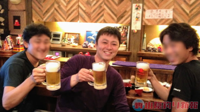 鷹島釣り旅行 with 拓志丸 初日