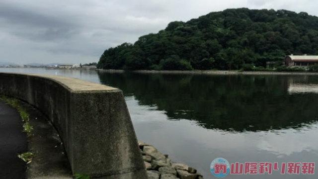 松江営業からのアフター5釣行