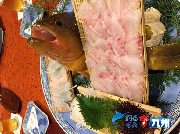 釣った魚がやはり最も美味しい♪