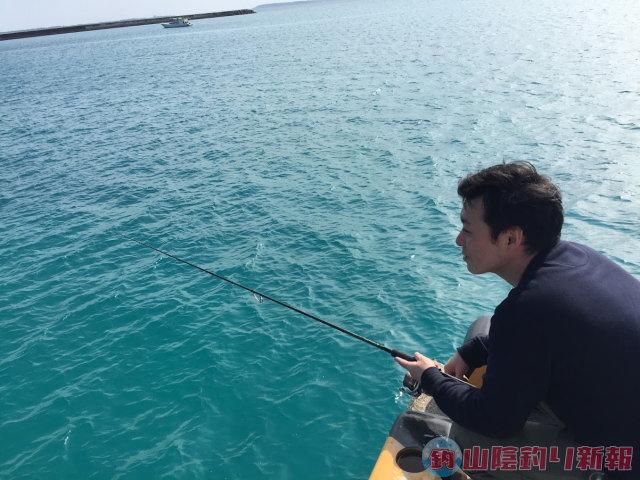 宮古島でも釣り